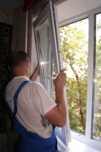 Замена створок пластиковых окон в Саратове