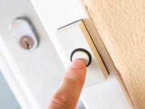Установка дверного звонка в Саратове