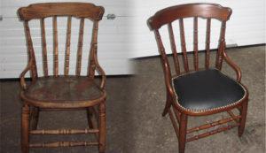Перетяжка стульев на дому недорого в Саратове
