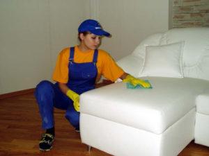 Чистка мебели на дому в Саратове