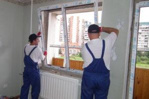 Установка пластиковых окон в Саратове