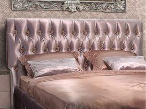 Перетяжка изголовья кровати в Саратове