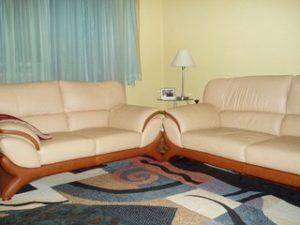 Перетяжка кожаной мебели в Саратове